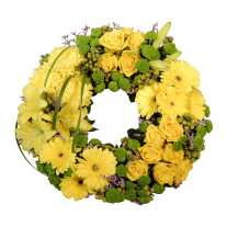 Yellow Wreath